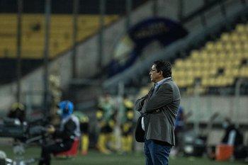 Danielo Núñez no pudo eliminar a Peñarol