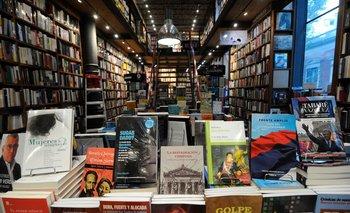 Las librerías ubicadas en barrios turísticos fueron las más afectadas