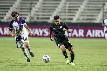 Fénix y City Torque se enfrentaron por la Sudamericana 2021