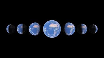 Ahora Google permite ver los cambios ambientales de las últimas cuatro décadas.