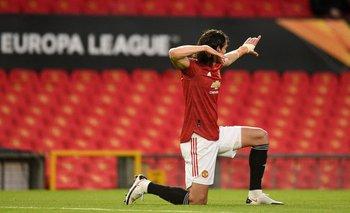 Cavani va por la Europa League