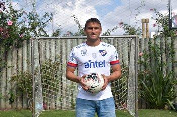 Gonzalo Bergessio mejor jugador del Uruguayo 2020