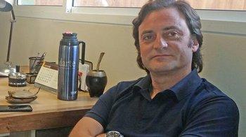 Fernando Indarte,  director de Indarte & Cía