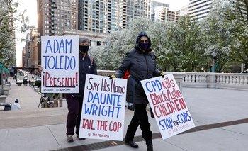 Luego del homicidio hubo manifestaciones en Chicago
