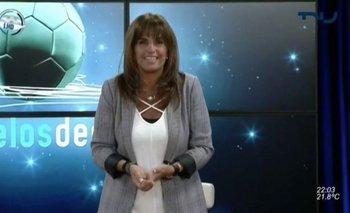 Rodríguez hizo su primera aparición en el programa en setiembre de 2020