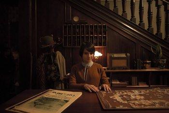 Set de la 1ra temporada de El Hipnotizador (HBO) filmada en Montevideo en 2016. Deslizá para ver la galería.
