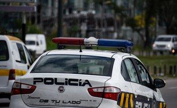 La policía recibió denuncias por venta de drogas en una casa ocupada