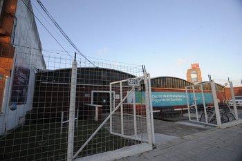 Fachada de la sede de la fundación A Ganar e Montevideo