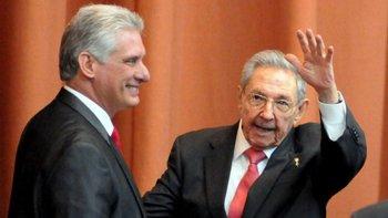 Castro dejó el gobierno en 2018 en manos de Miguel Díaz-Canel.