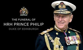El funeral de Felipe se llevará a cabo este sábado