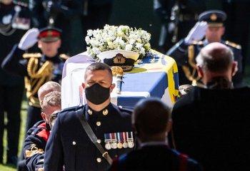 El Reino Unido despidió al duque de Edimburgo