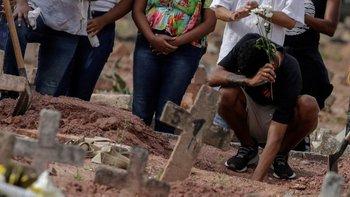 Para muchos expertos, Brasil se ha convertido en el epicentro mundial de la pandemia de covid-19.