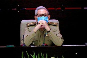 El militar y político cubano, Raúl Castro, fue presidente del Consejo de Estado de Cuba y del Consejo de Ministros