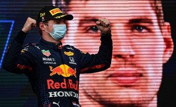 Max Verstappen ganó en el autódromo de Ímola