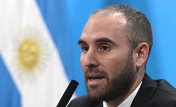 Martín Guzmán, ministro de Economía de Argentina