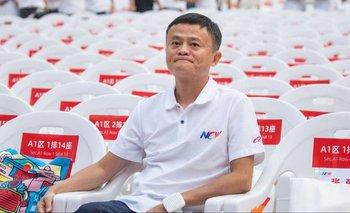 Jack Ma, dueño de la tecnológica Alibaba