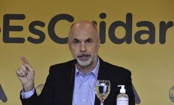 El gobierno porteño y el nacional se enfrentan por las clases presenciales