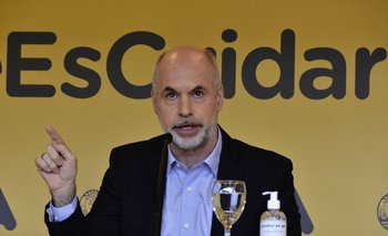 Rodríguez Larreta le ganó la pulseada al gobierno nacional y mantendrá las clases presenciales