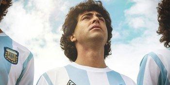 La serie sobre Maradona se estrenará en el correr de 2021