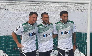 Cristian Rodríguez debutará en el Uruguayo ante sus excompañeros de Peñarol