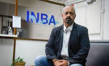 Gastón Cossia, director ejecutivo del INBA