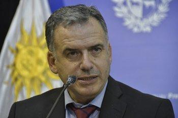 """El intendente canario valoró a los ciudadanos del """"pago chico"""" juntan """"sus pesitos para pagar sus tributos""""."""