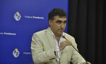 El intendente de Salto, Andrés Lima, insistió en la necesidad de suspender el retorno a las clases presenciales en su departamento