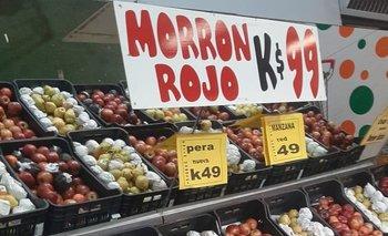 Un buen momento para la compra de varios rubros en la canasta frutihortícola.