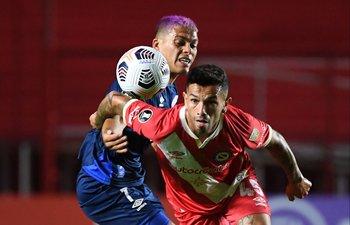 Carbajal se escapa de Ocampo