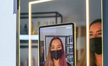 Los clientes podrán utilizar realidad aumentada para observar el antes y el después antes en una tablet.