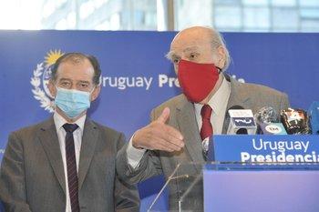 Sanguinetti criticó el proyecto impulsado por Cabildo Abierto