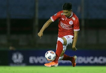 Salomón Rodríguez, el hombre gol