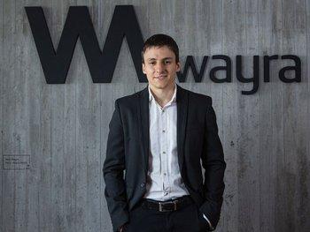 Agustín Rotondo, gerente regional de Wayra Hispanoamérica