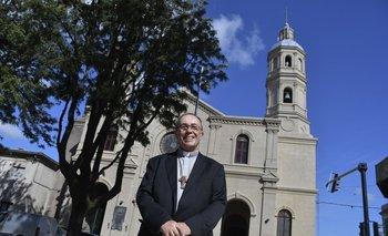 El sacerdote tiene 65 años y fue designado para la diócesis de Canelones por el papa Francisco.