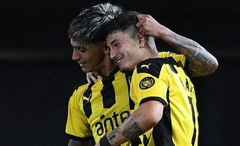 La dupla tan querida en Peñarol: Torres y Álvarez Martínez
