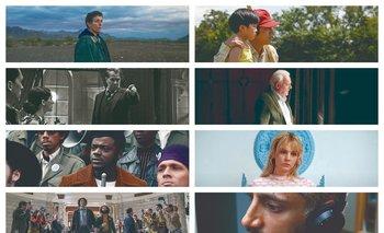 Las ocho películas que compiten por el premio principal en los Oscar