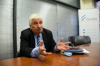 Juan Gómez asumió como fiscal adjunto de Corte el 20 de abril