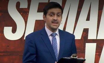 Miguel Chagas trabajó en Telemundo hasta febrero, y ahora regresa a Canal 12