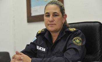 Gilma Vianna, nueva jefa de la Zona Operacional I de Montevideo