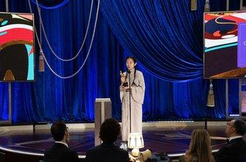 Los Oscar tuvieron un promedio de 9,85 millones de espectadores en Estados Unidos