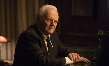 Anthony Hopkins ganó el Oscar a Mejor actor por su interpretación en El Padre