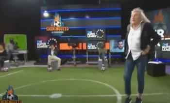 El Loco Gatti fue echado en pleno programa de televisión en España