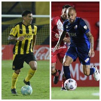 Maxi Pereira y Andrés D
