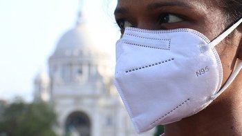 India superó el récord mundial de nuevos contagios de covid-19 en un día desde el inicio de la pandemia.