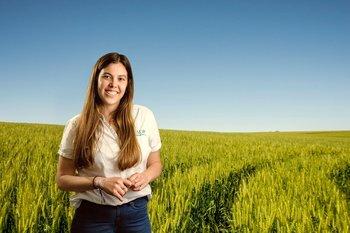 Sofía Guigou, de ADP-Agronegocios del Plata.
