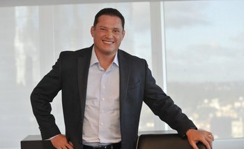 CEO regional de banco Itaú responsable por Argentina, Paraguay y Uruguay.