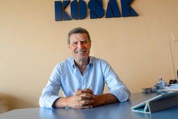 Isidoro Kosak, direcctor de Kosak Inversiones Inmobiliaria