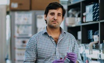 Juan Pablo Tosar, biólogo molecular uruguayo