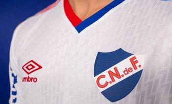Umbro, la marca que equipa a Nacional