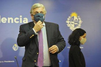 Bustillo participó de una de las conferencias inaugurales de la Expo Prado 2021